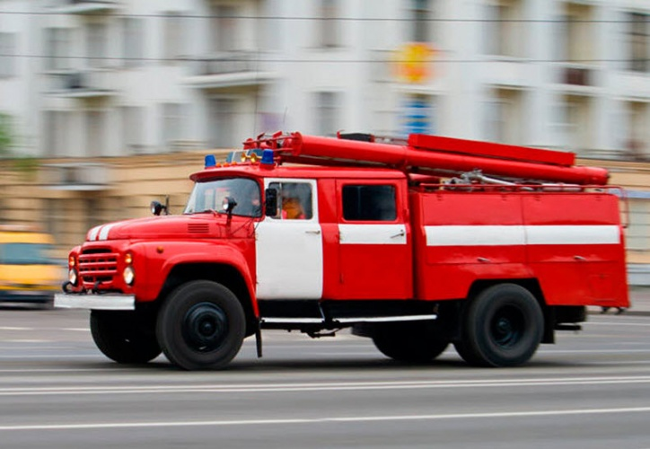 ВРязани пожарные эвакуировали 8 человек