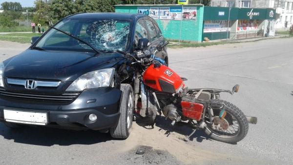 Два мотоциклиста погибли в трагедии вПриморье