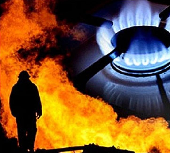 Врязанском селе после взрыва газа доставлена вбольницу пенсионерка