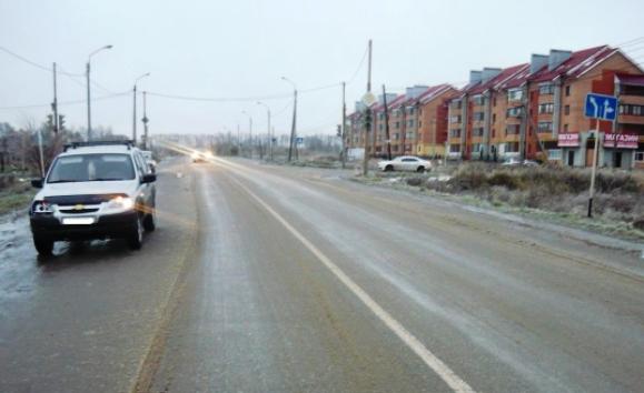 ВРязанском районе «Нива» сбила пожилую женщину