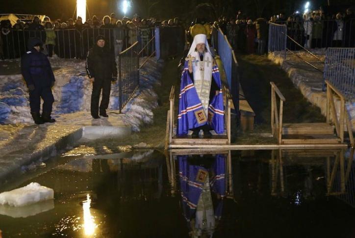 Для рязанцев Крещенские купания будут организованы наОреховом озере