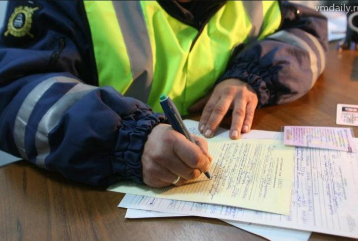 ВРязани работники ГИБДД ищут очевидцев ДТП наулице Интернациональной
