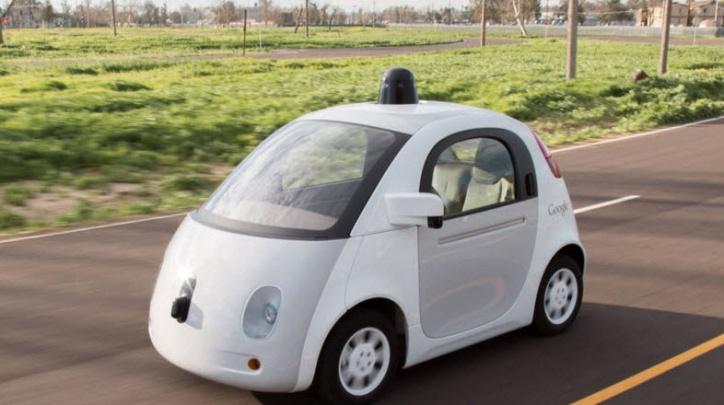 В России обещают построить дороги для беспилотных автомобилей
