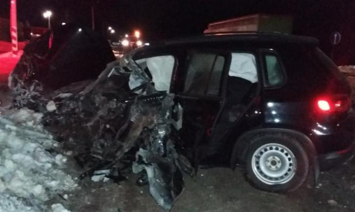 ВМихайловском районе ДТП забрало жизнь 70-летнего автомобилиста
