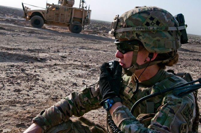 СМИ говорили о намерении США непустить армию Сирии насевер страны