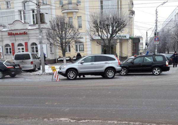 Несколько пешеходов пострадали вДТП вРязанской области