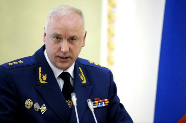 Владимир Маркин призывает «несмешить людей» информацией оботставке Бастрыкина
