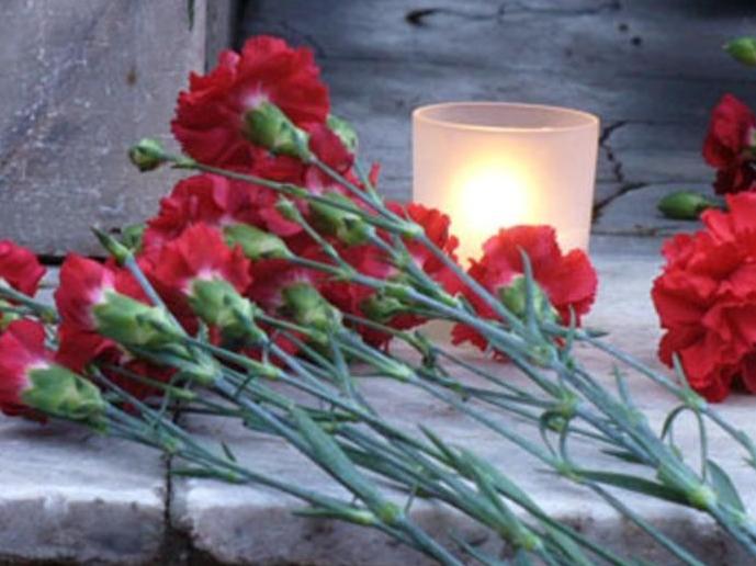 Под Рязанью проходят Траурные мероприятия памяти жертв крушения Ту-154