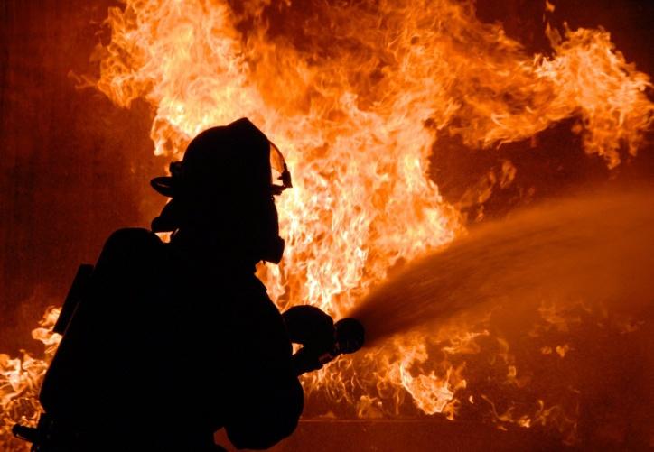 Напожаре вМилославском районе пострадал человек