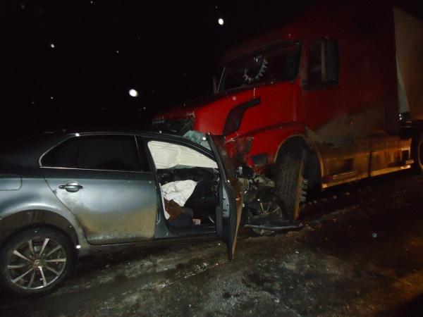 Заистекшие сутки на трассах Рязанской области случилось два трагичных ДТП