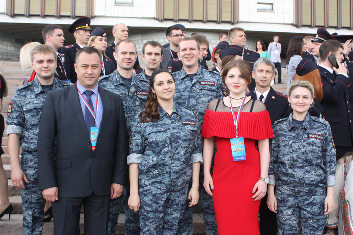 Гран-при фестиваля МВД «Щит илира» получил ансамбль изЧелябинской области