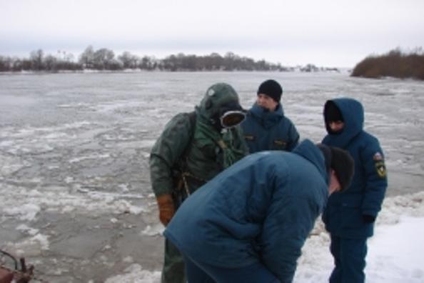 ВКасимовском районе вОке потонул мужчина