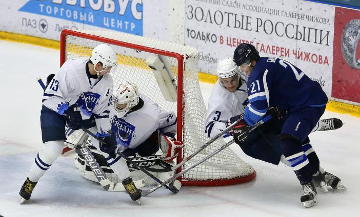 ХК «Рязань» победил  навыезде воронежский «Буран» ивернул себе 2-ое  место