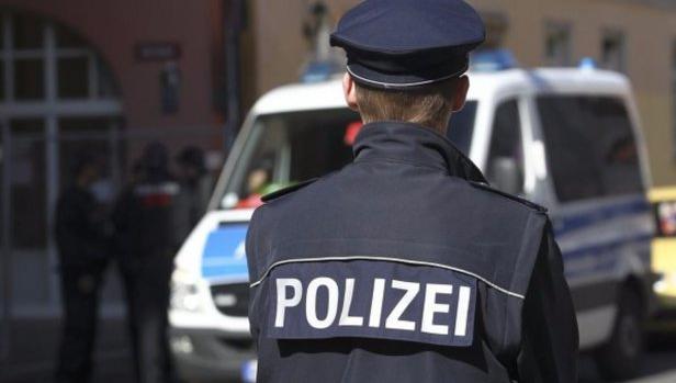 Милиция ФРГ проводит специализированную операцию вЛейпциге