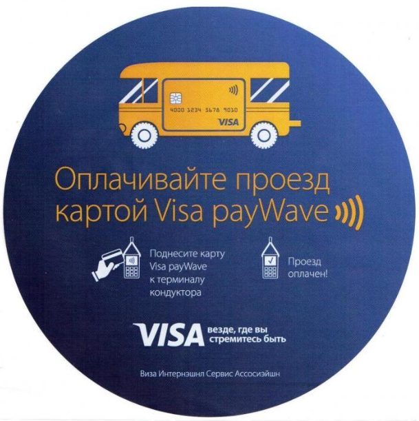 ВРязани внедрили оплату проезда бесконтактной картой