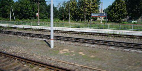 Полиция в Рязанской области не дала бросить ребенка под поезд